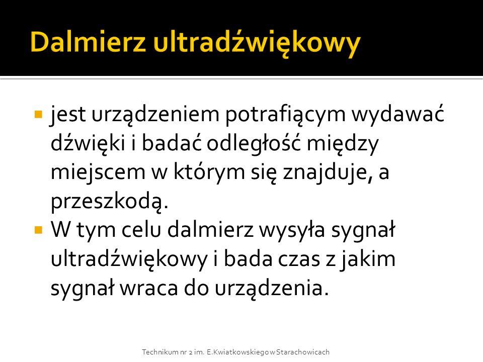 Dalmierz ultradźwiękowy