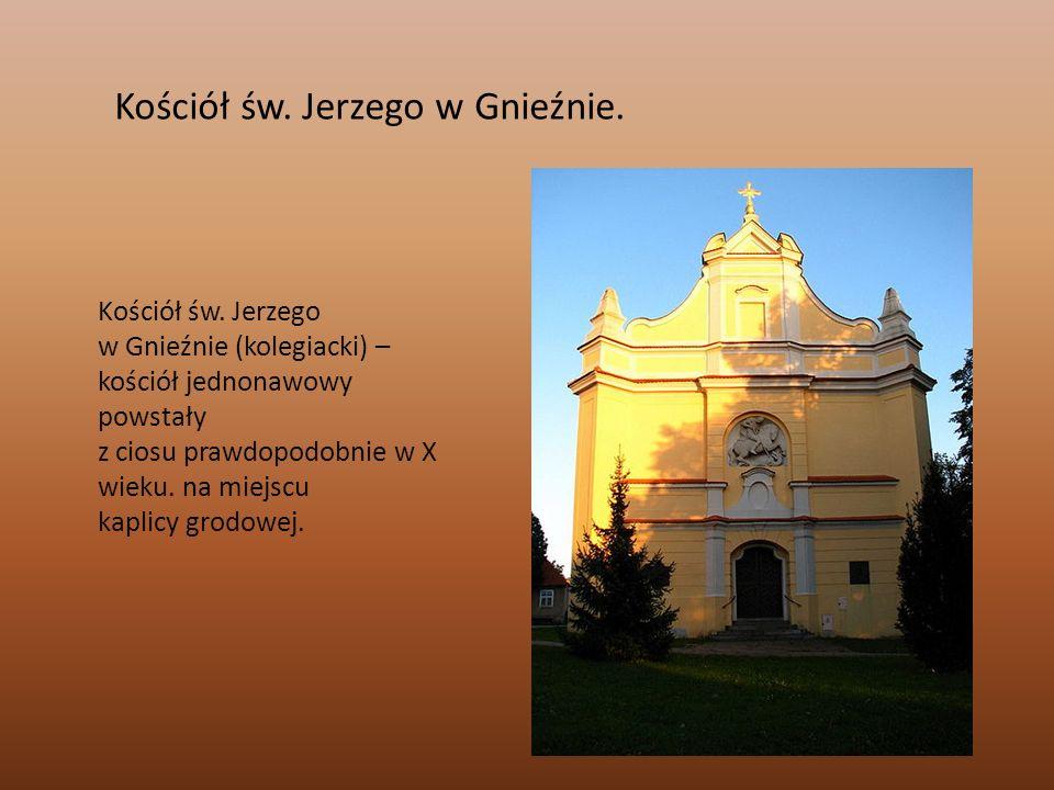 Kościół św. Jerzego w Gnieźnie.