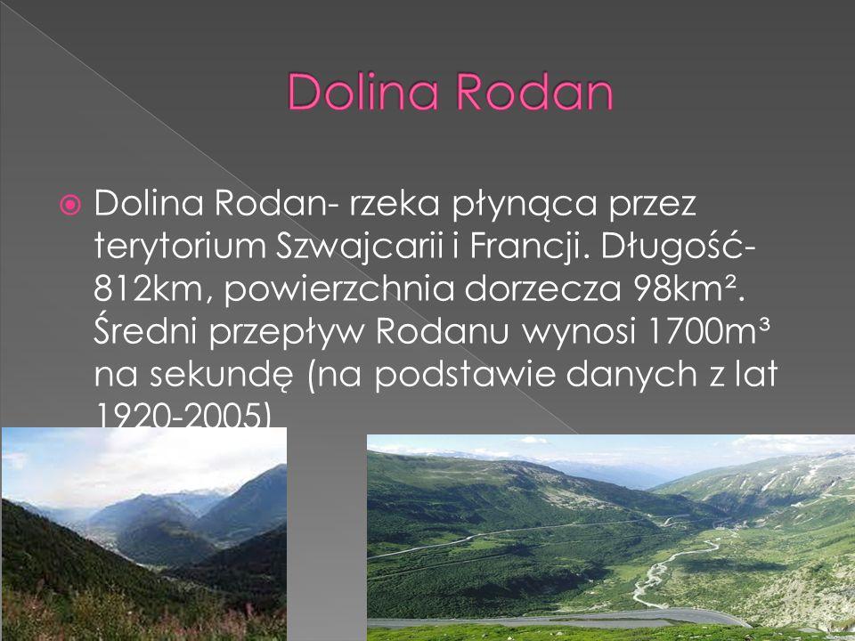 Dolina Rodan