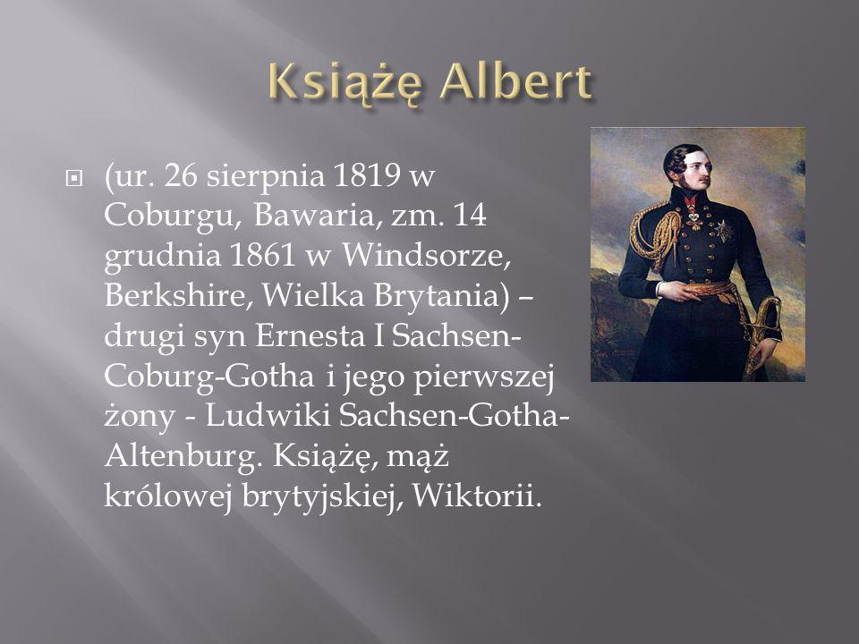 Książę Albert