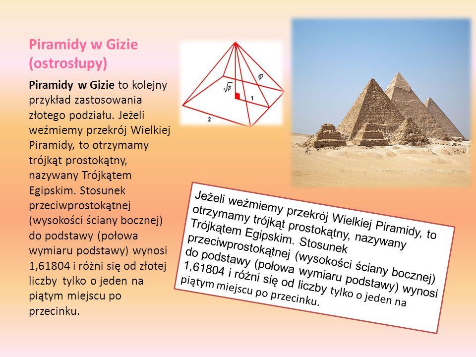 Piramidy w Gizie (ostrosłupy)