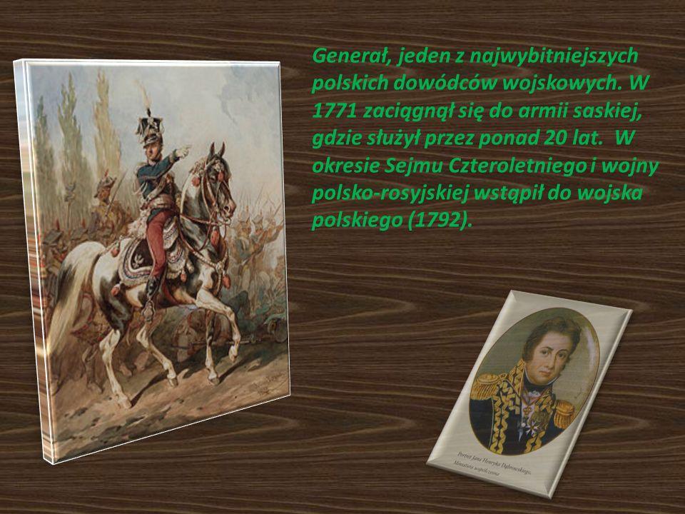 Generał, jeden z najwybitniejszych polskich dowódców wojskowych