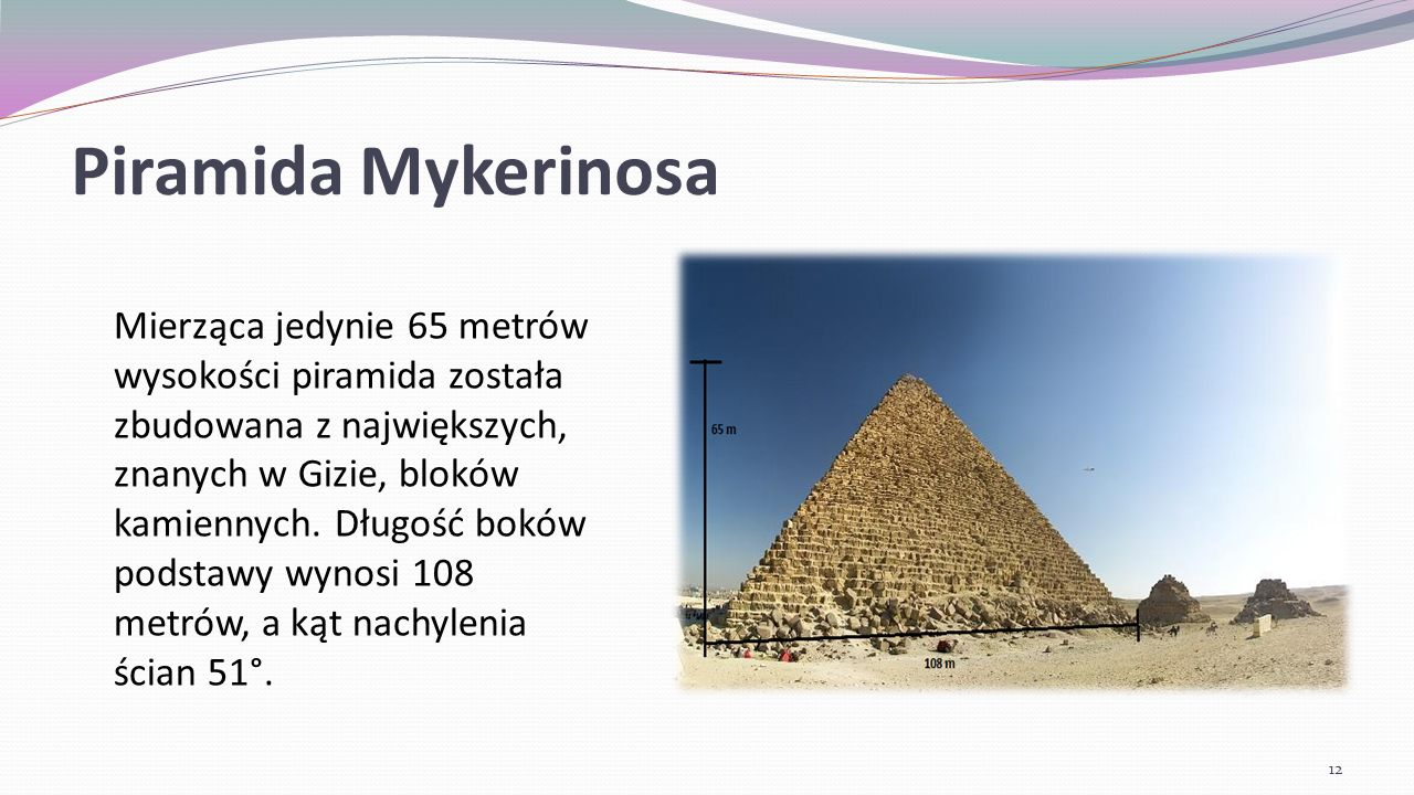 Piramida Mykerinosa