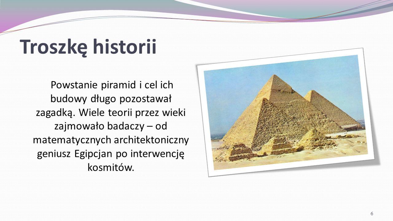 Troszkę historii