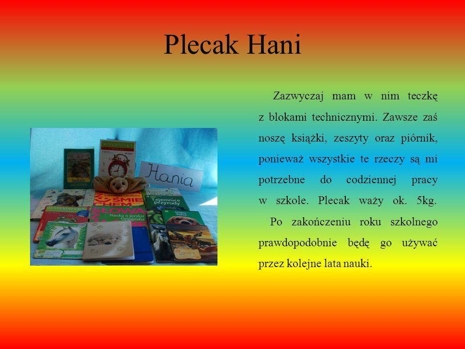 Plecak Hani