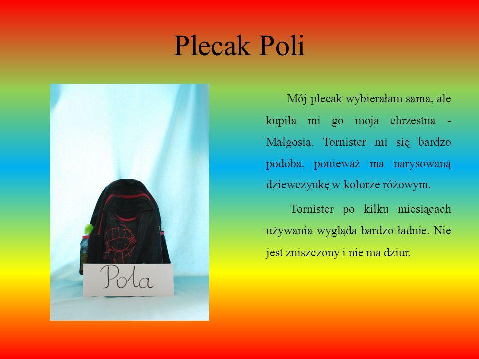 Plecak Poli