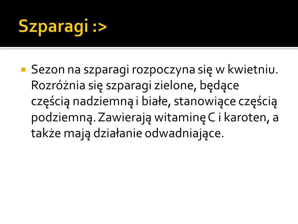 Szparagi :>