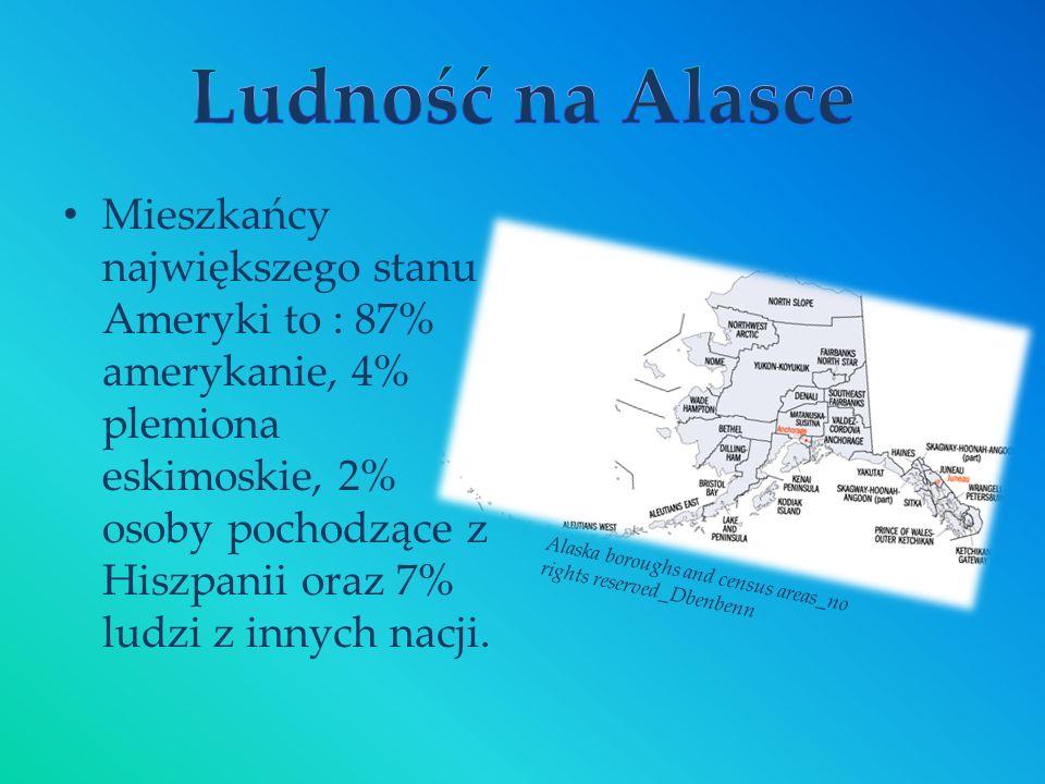 Ludność na Alasce