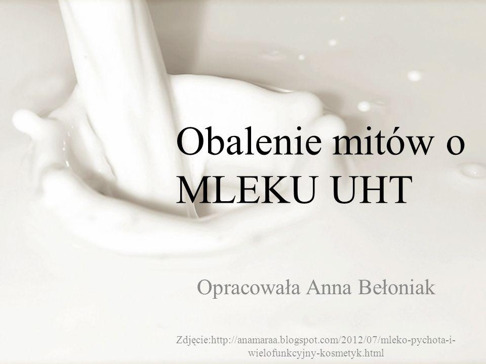 Opracowała Anna Bełoniak