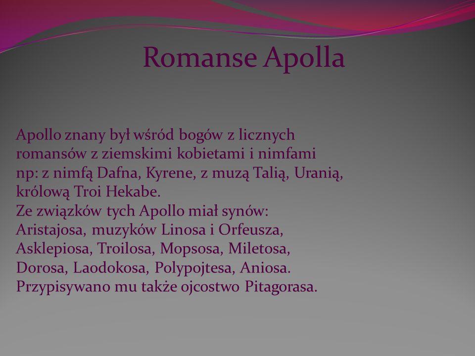 Romanse Apolla