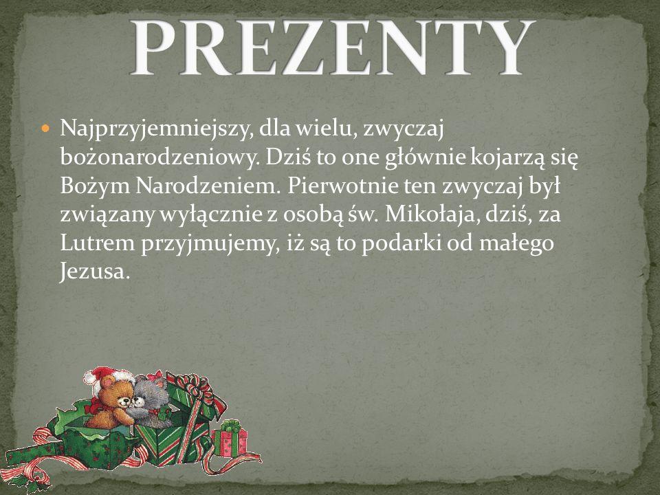 PREZENTY