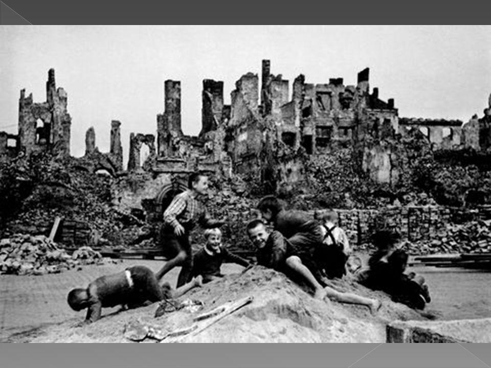 Warszawa II wojna światowa.