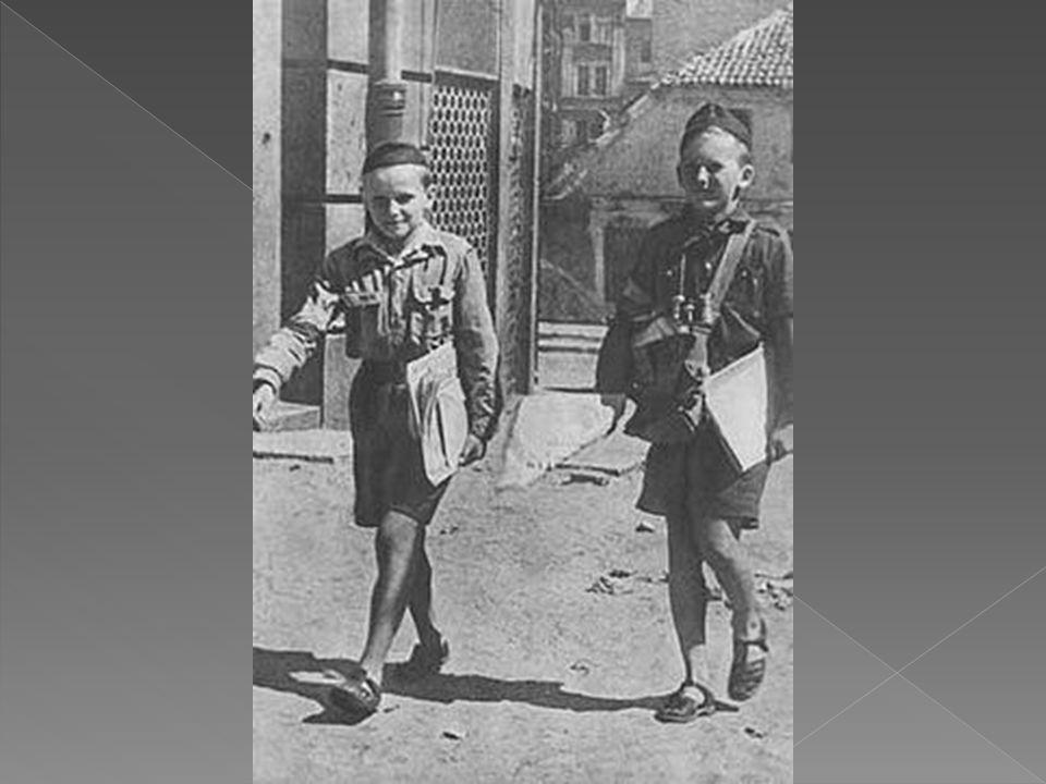 Warszawa 1944r. Harcerska Poczta Polowa