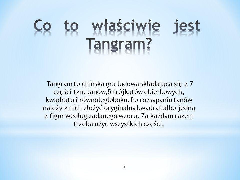Co to właściwie jest Tangram