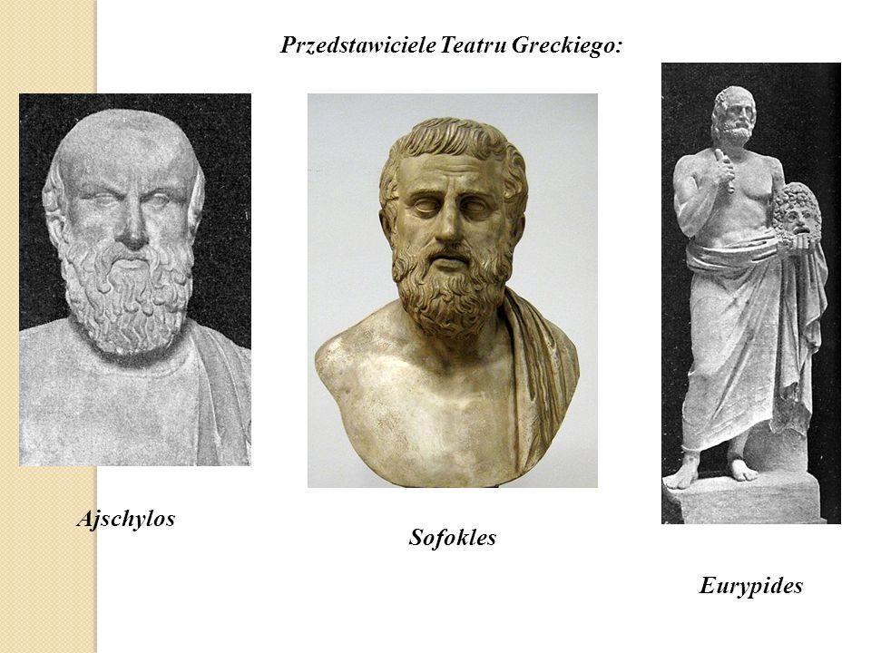 Przedstawiciele Teatru Greckiego: