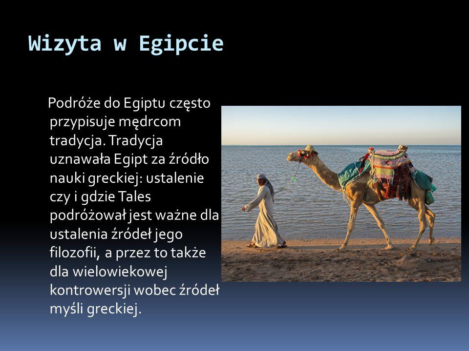 Wizyta w Egipcie