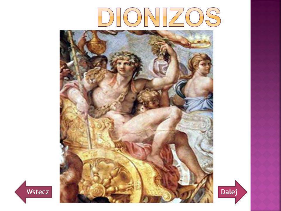 Dionizos Wstecz Dalej