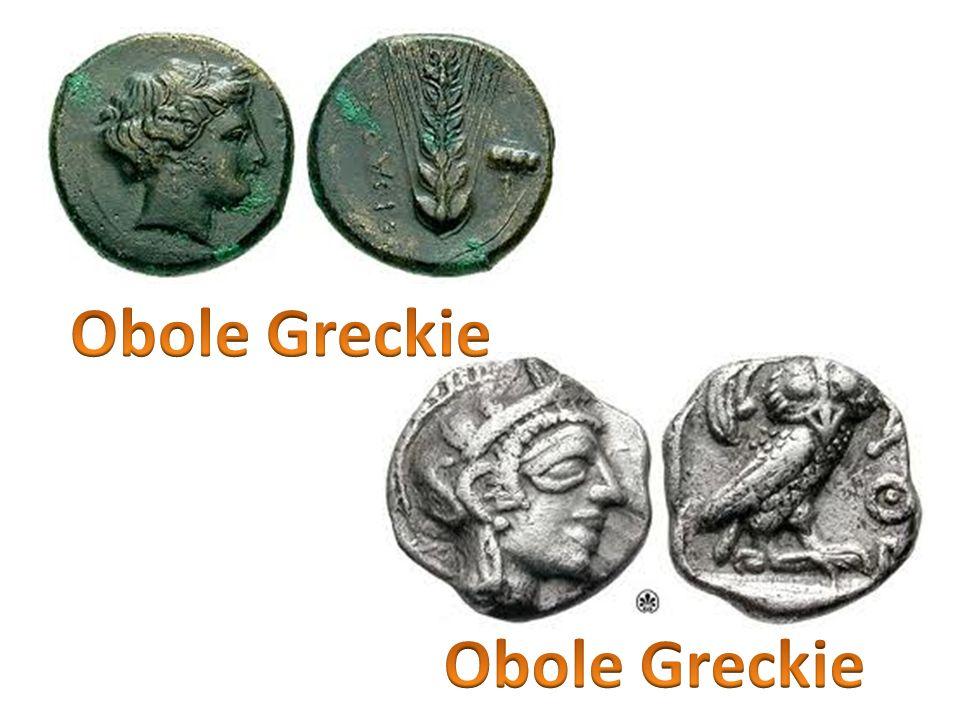 Obole Greckie Obole Greckie