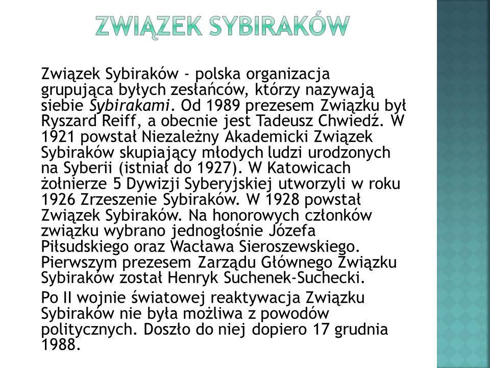 Związek Sybiraków
