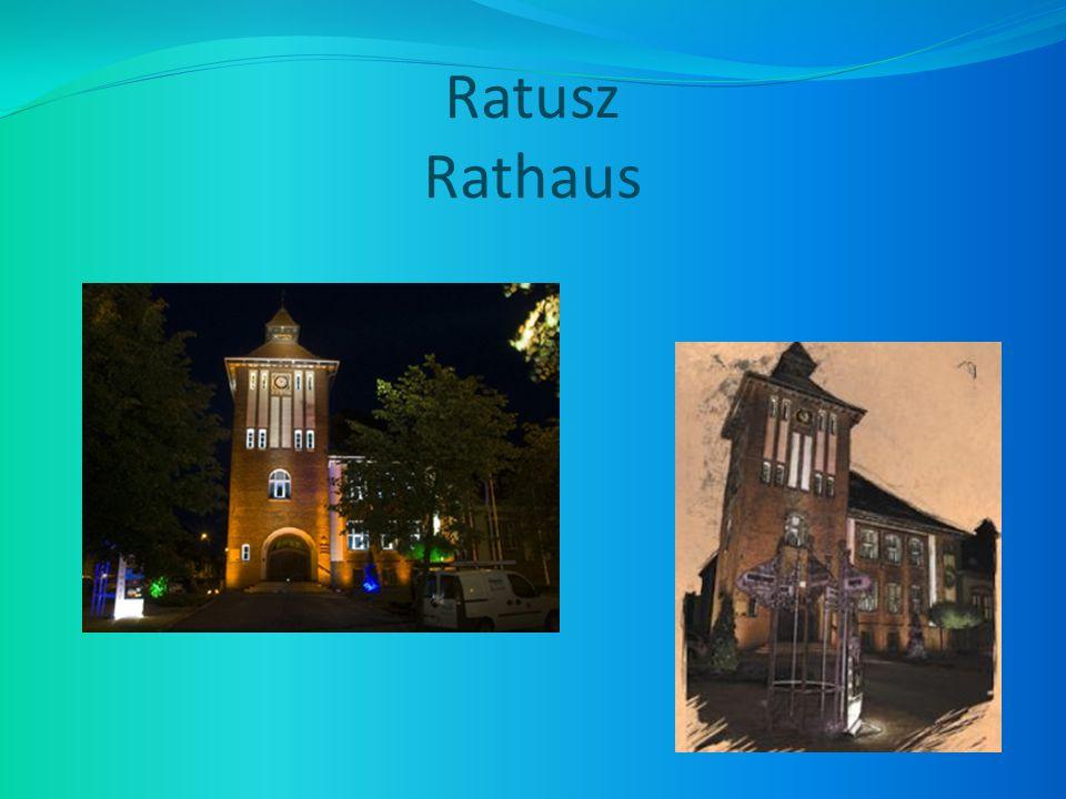 Ratusz Rathaus