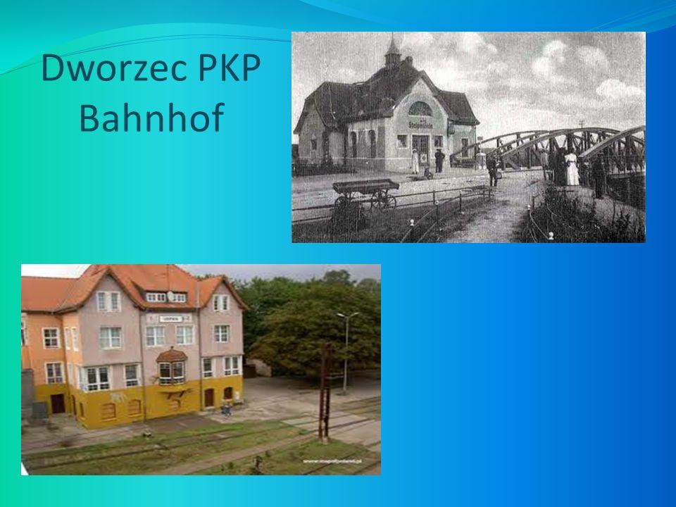 Dworzec PKP Bahnhof
