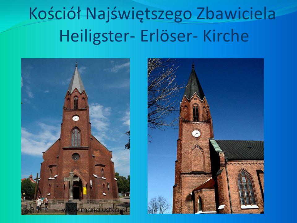 Kościół Najświętszego Zbawiciela Heiligster- Erlöser- Kirche