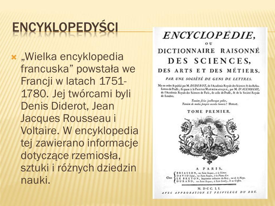 encyklopedyści