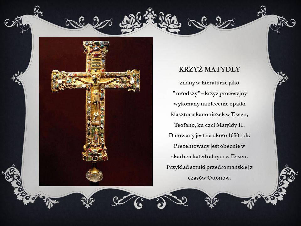 Krzyż matydly