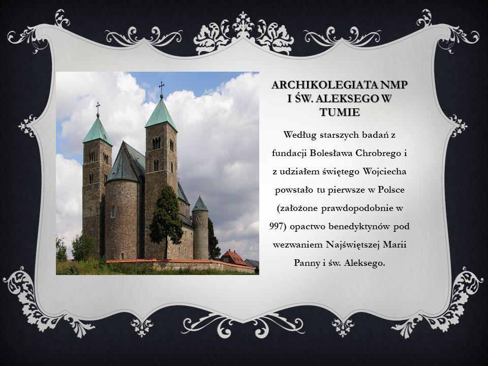 Archikolegiata NMP i św. Aleksego w Tumie