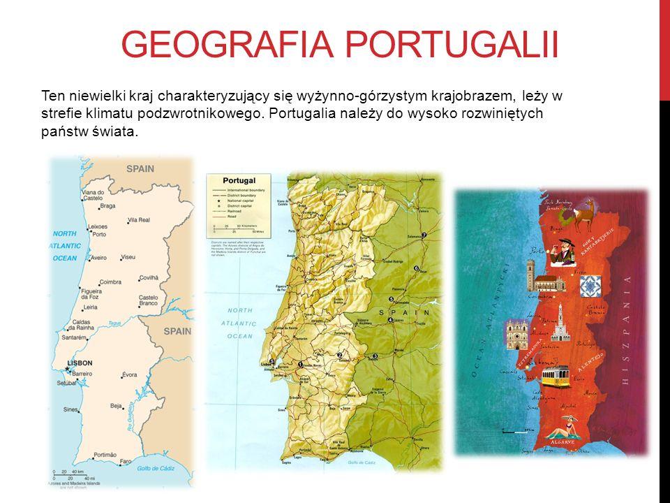 Geografia Portugalii