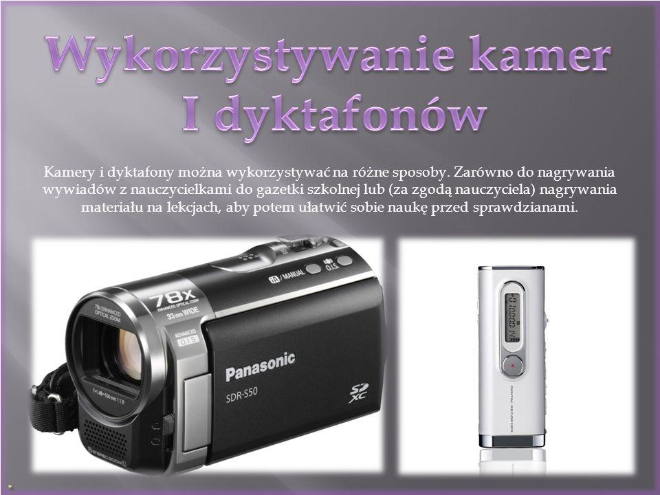 Wykorzystywanie kamer