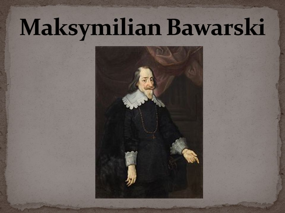 Maksymilian Bawarski
