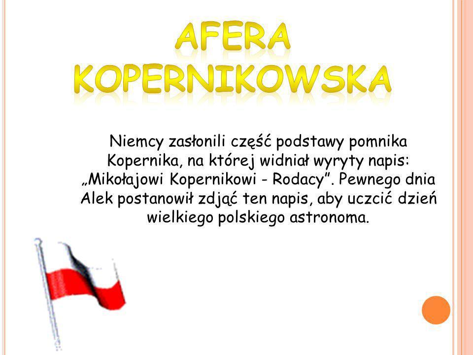 AFERA KOPERNIKOWSKA