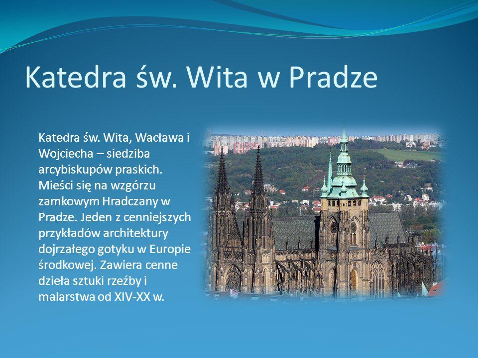 Katedra św. Wita w Pradze