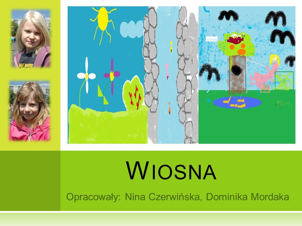 Opracowały: Nina Czerwińska, Dominika Mordaka