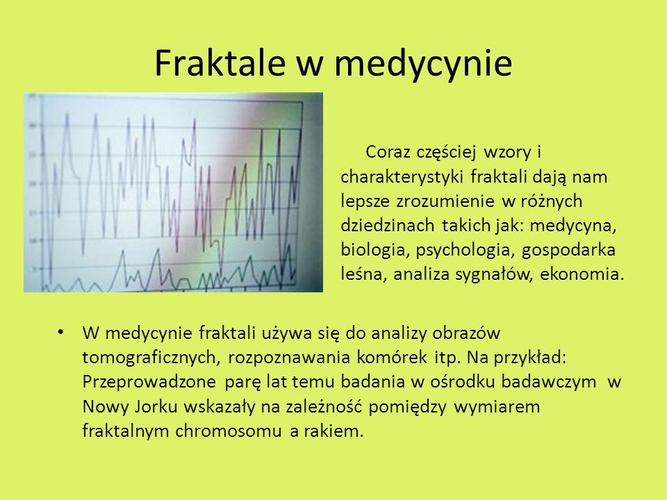 Fraktale w medycynie