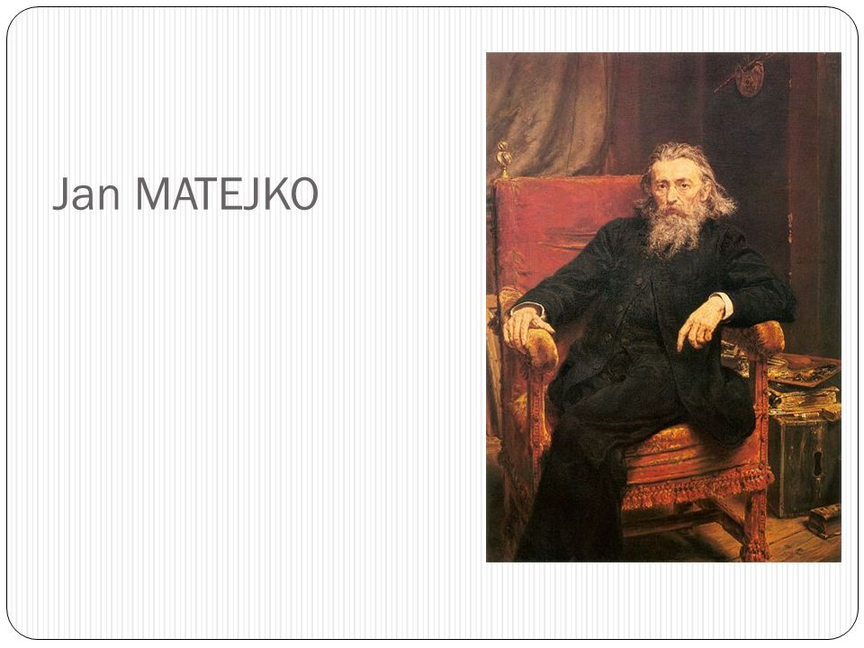 Jan MATEJKO