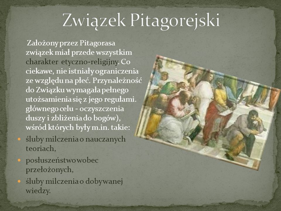 Związek Pitagorejski