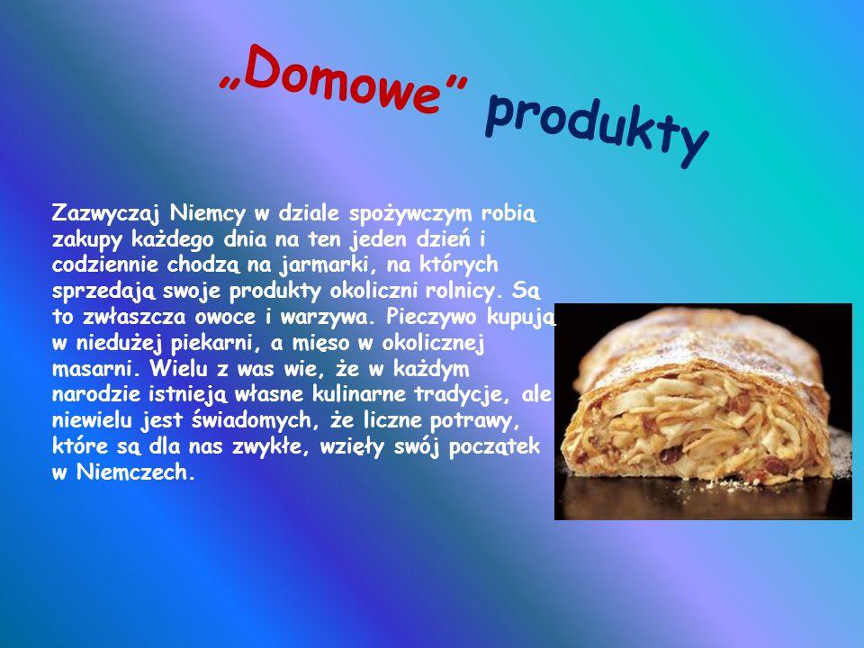 """""""Domowe produkty"""