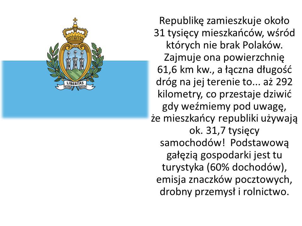 Republikę zamieszkuje około 31 tysięcy mieszkańców, wśród których nie brak Polaków.