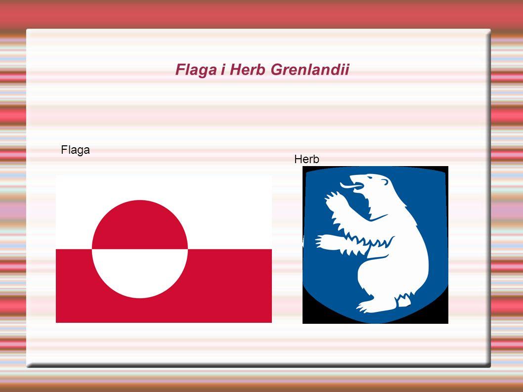 Flaga i Herb Grenlandii