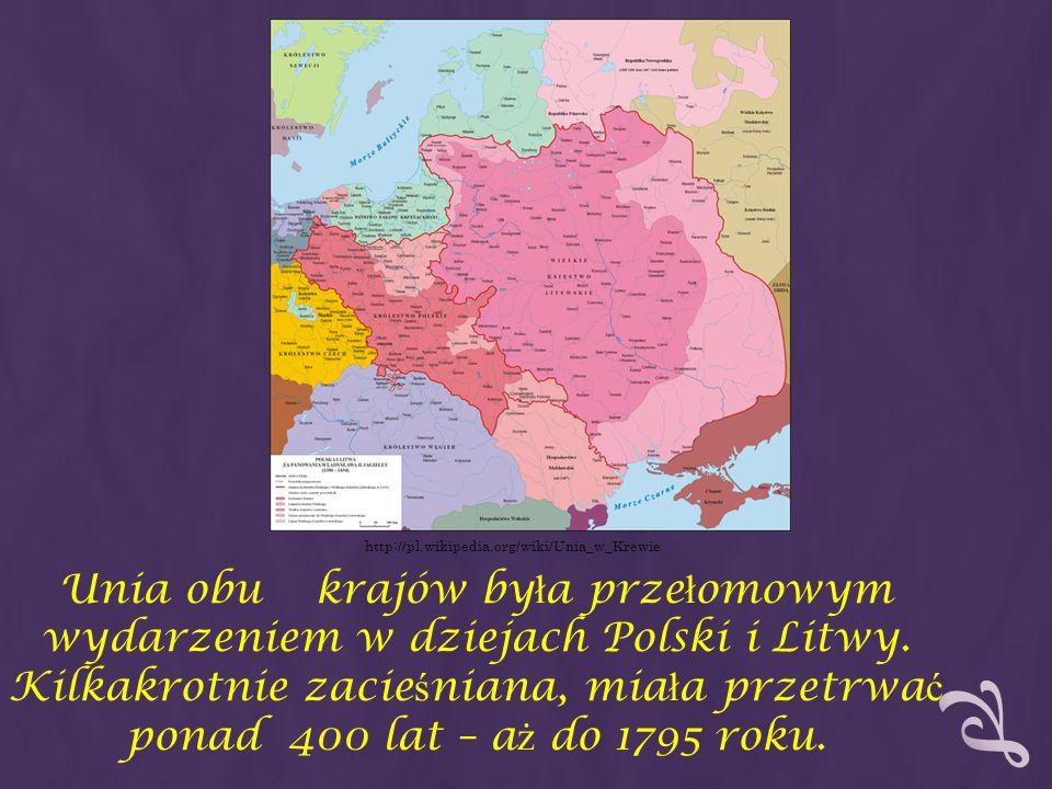 http://pl.wikipedia.org/wiki/Unia_w_Krewie