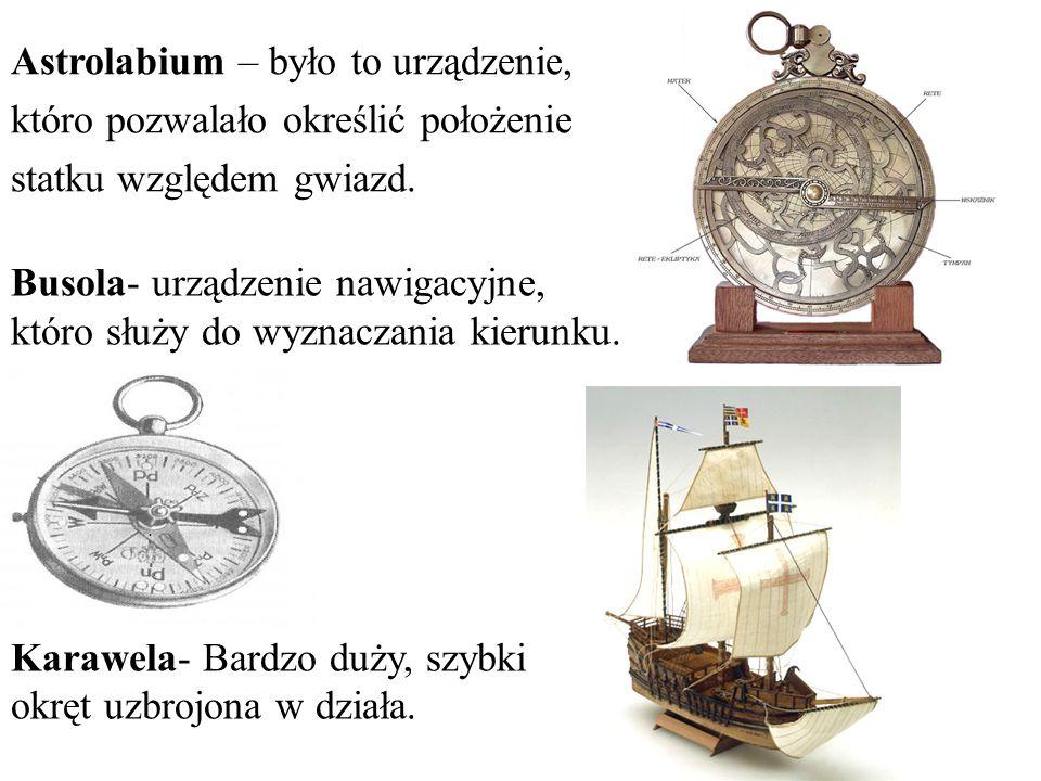 Astrolabium – było to urządzenie,