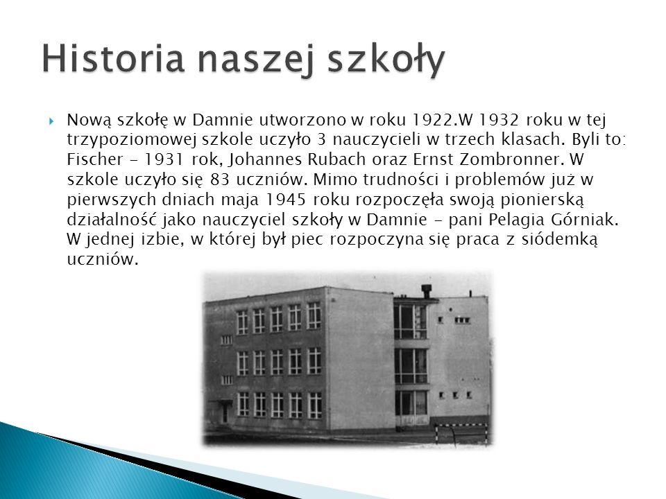 Historia naszej szkoły