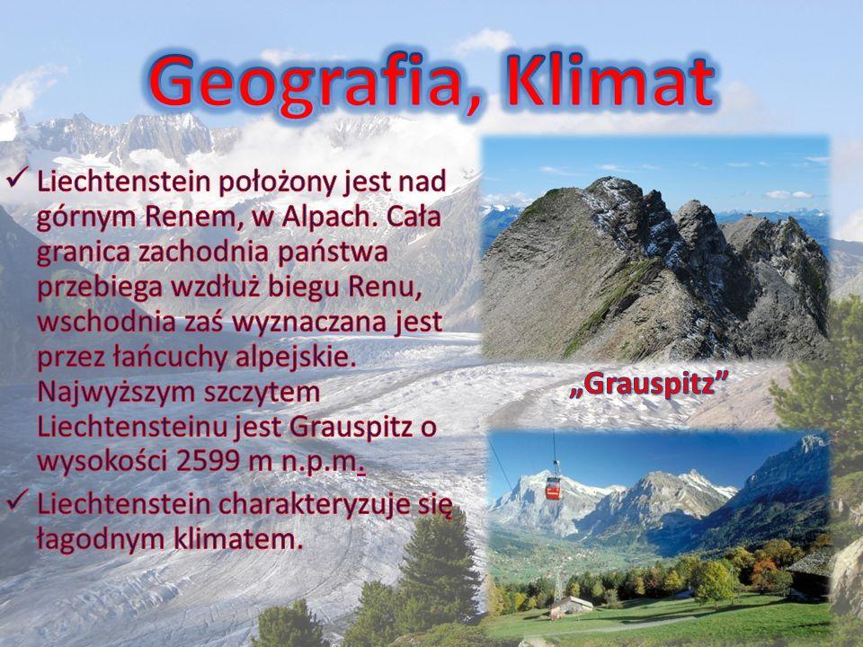"""Geografia, Klimat """"Grauspitz"""