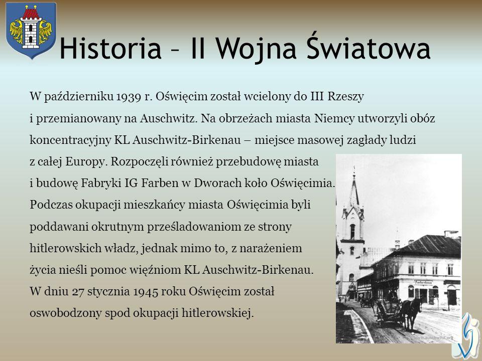 Historia – II Wojna Światowa