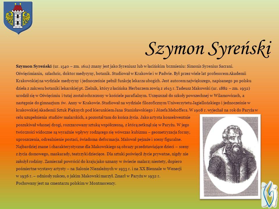 Szymon Syreński