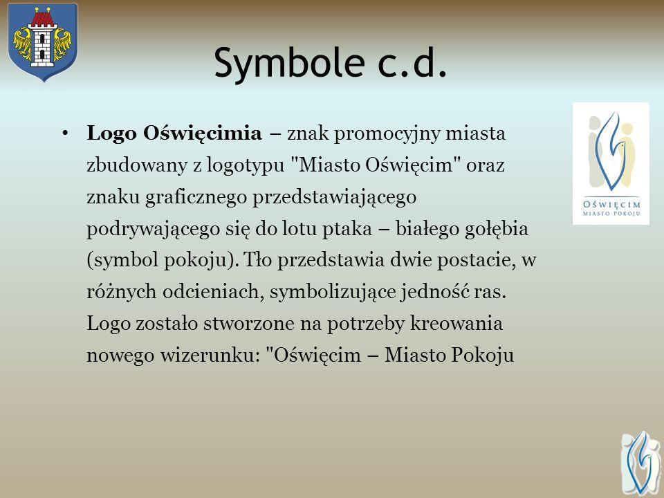 Symbole c.d.