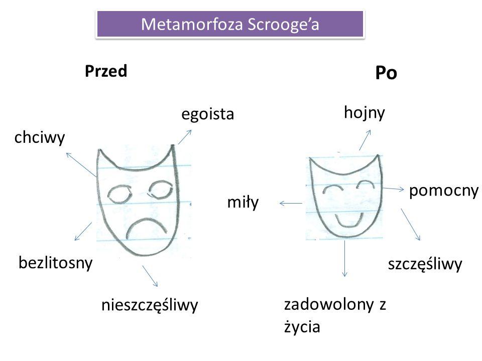 Metamorfoza Scrooge'a