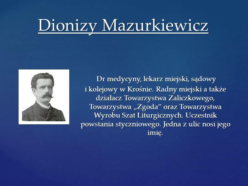 Dionizy Mazurkiewicz